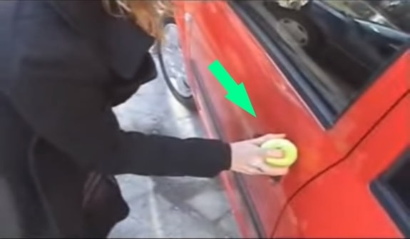 Can You Unlock Your Car With A Tennis Ball