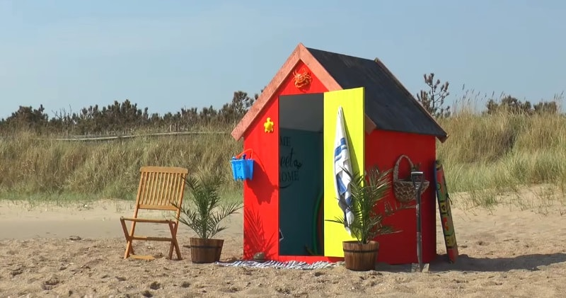 Colin Furze Beach House