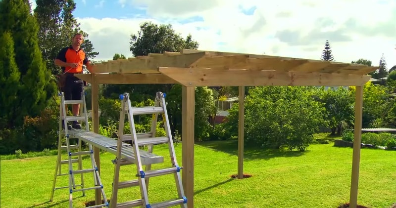 You're also in the right place, because whatever you call it, pergola or  arbor, it's the same thing – and putting one up isn't as hard as you might  think. - How To Build A Wood Pergola Shade Arbor For Your Yard Sia Magazine