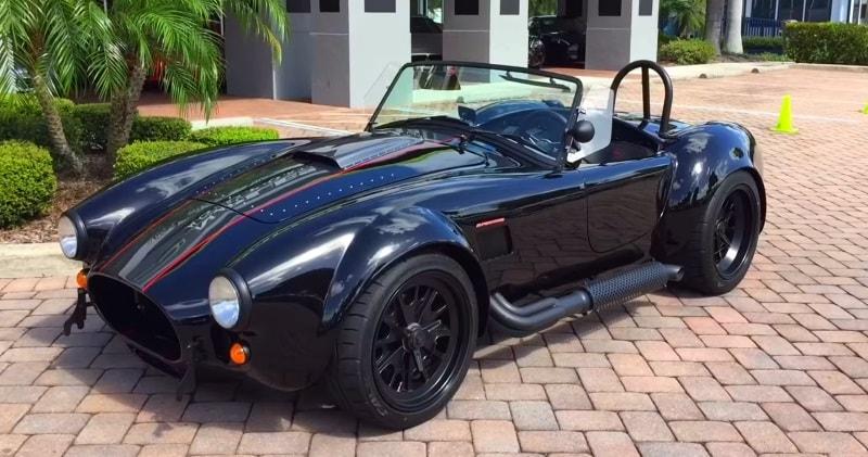 Coyote 5 0L V8 Roush Supercharged Cobra – Walking Around | Sia Magazin