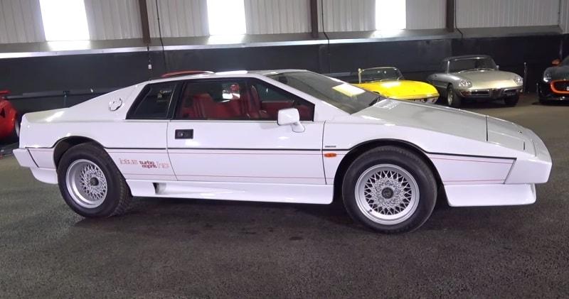 Αποτέλεσμα εικόνας για Lotus Esprit Turbo HC 1987