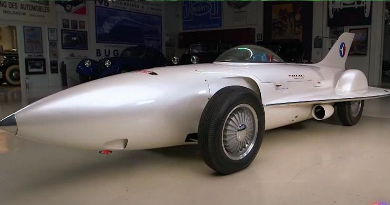 1953 Firebird I And 1958 Firebird Iii Gm Concept Cars