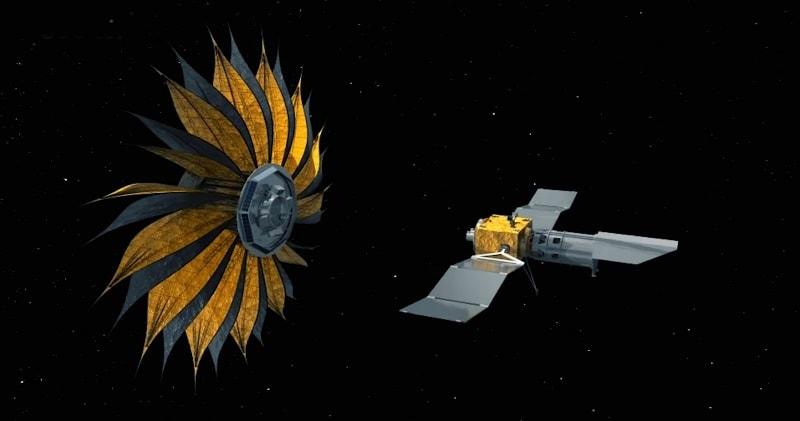 How Nasa Engineers Use Origami To Design Future Spacecraft Sia