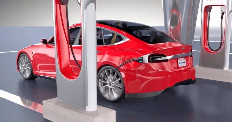 How Does An Electric Car Work? Tesla Model S | Sia Magazine