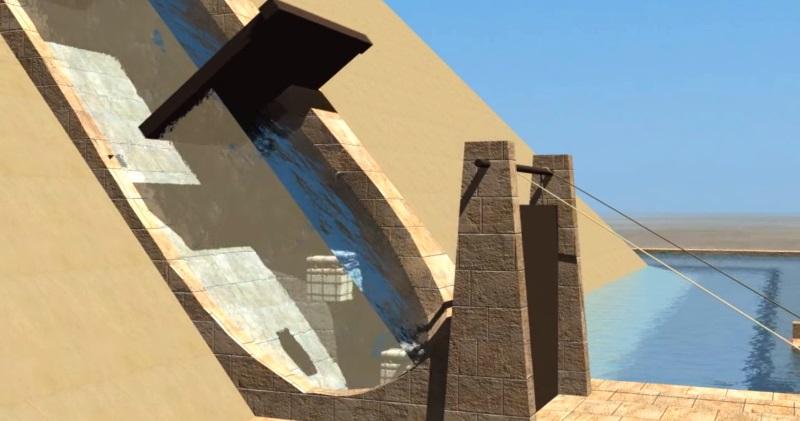 How The Pyramids Of Egypt Were Really Built Addendum Multiple Locks Sia Magazine