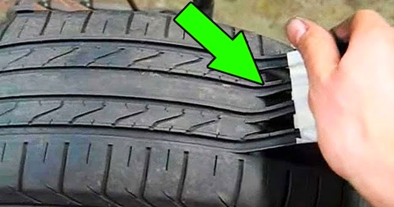 """Cheap Car Tires >> Scammers Make Old Tires Look """"New"""" – A Fraud That Can Cost You Your Life"""