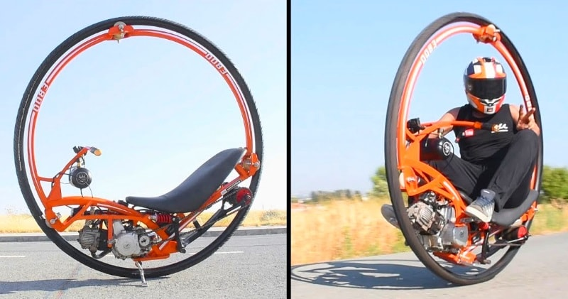 How About Something With Just One Wheel The Idea May Sound Extreme But Science Behind Monowheels Is Solid Using Many Of Same Principles That A