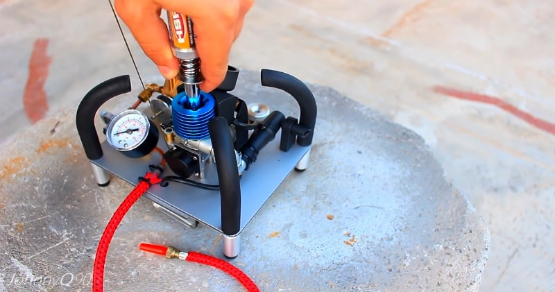 How To Build A Mini Nitro Engine Generator Sia Magazin
