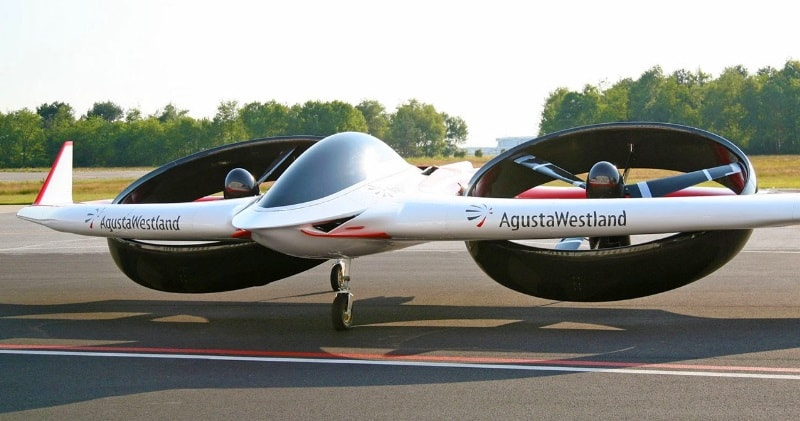 Project Zero, The World's First VTOL Electric Tiltrotor