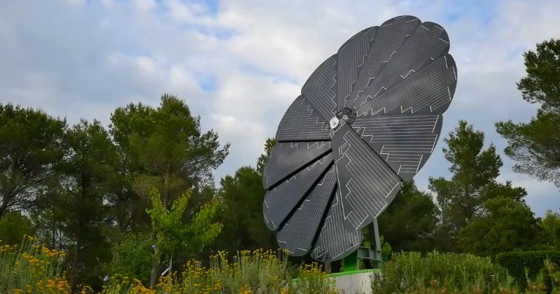 Smartflower, The World's First Intelligent All-In-One Solar System