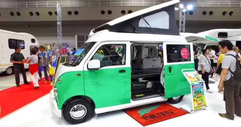 spinach popup japan s minivan camper sia magazine
