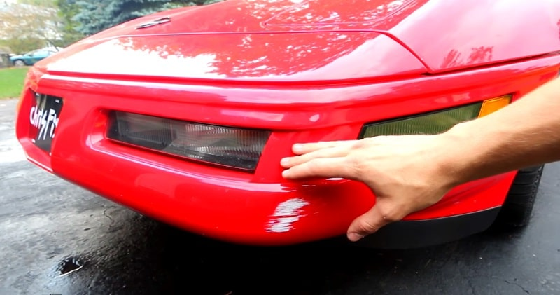 Removing Paint Transfer From Your Car