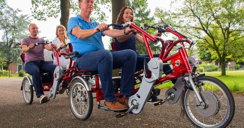 FunTrain – Side-By-Side Tandem Bike Trailer | Sia Magazin
