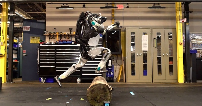 """Atlas"""" The World's Most Advanced Humanoid Robot Just Learned"""