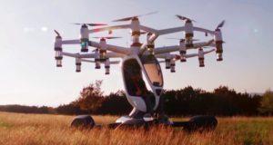 Lift Aircraft's Hexa Prototype Personal VTOL Drone!