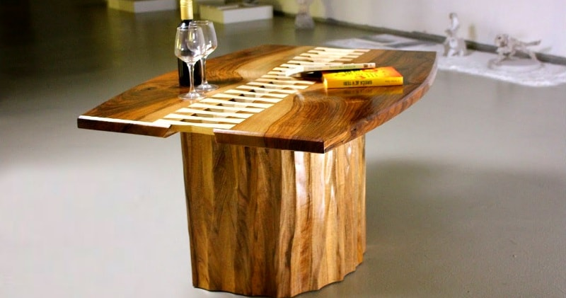 There Was No Way For Me To Built Epoxy River Table That I It Has Similar Design But Much Better Choise Than