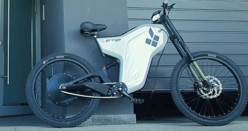 Bolt M-1 – The Electric Moped Of The Future - VIRAL ZONE 24