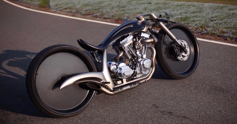 The Custom Build Akrapovič Morsus World First Ride | Sia Magazin