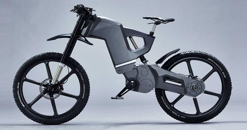 The Trefecta Drt High Performance E Bike