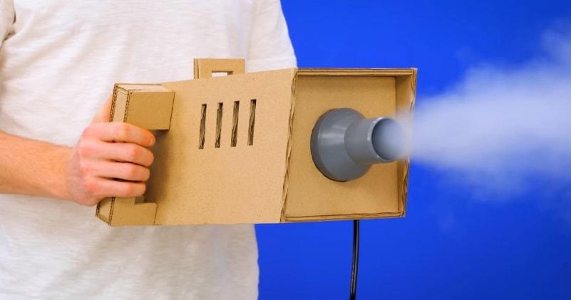 How To Make/DIY A Super Powerful Fog Machine Under 10$