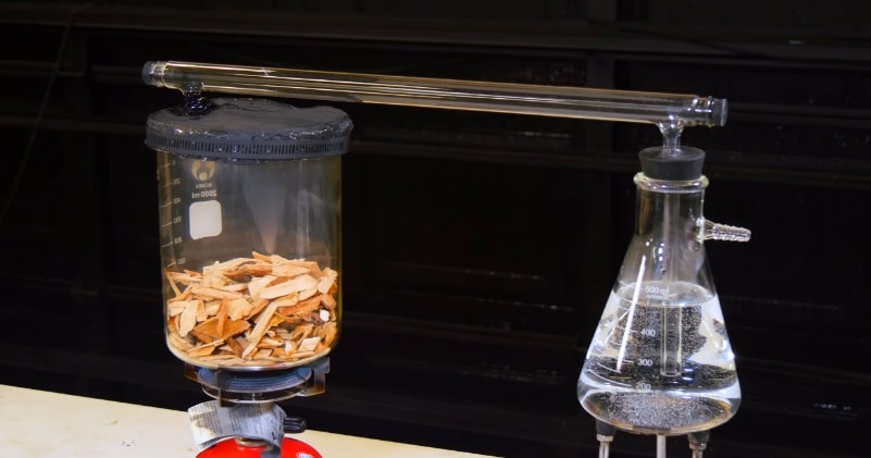 Wood Gas Generator >> See Thru Wood Gas Generator How Does Wood Burn Sia Magazin