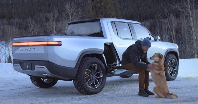 The Rivian R1T All-Electric Pickup Truck | Sia Magazin