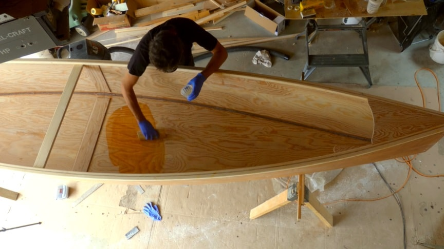 DIY/Making a Canoe From Plywood, Quick