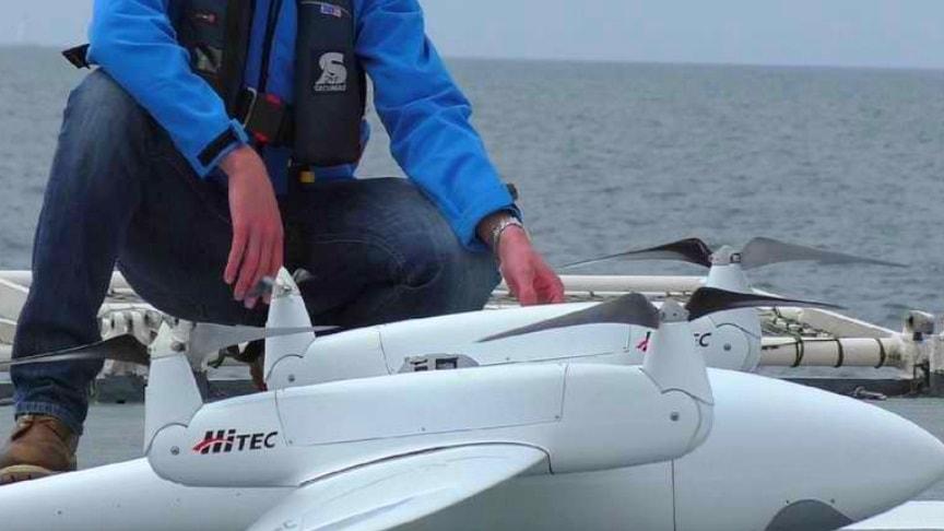 The Trinity F9 & Tron F9 VTOL Fixed-Wing Drone | Sia Magazin