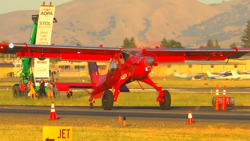 Draco STOL Bush Plane at the AOPA Livermore Fly-in | Sia Magazin