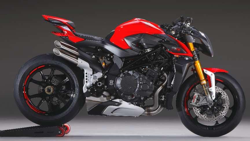 2020 Naked Street Fighter MV Agusta Brutale 1000RR
